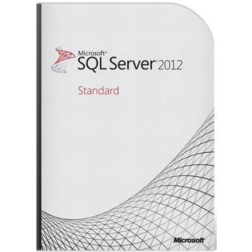 Microsoft SQL Server 2012 Standard Edition