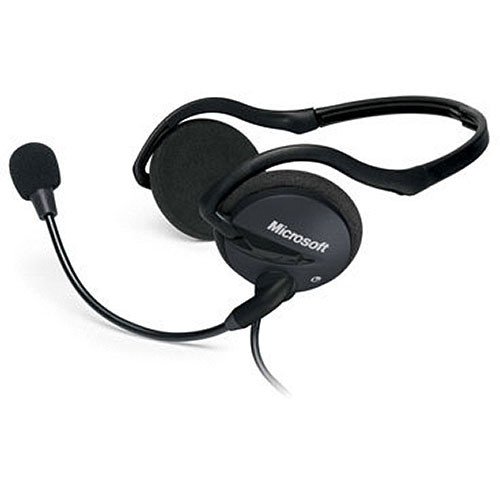 Microsoft LifeChat LX-2000 Stereo Headset