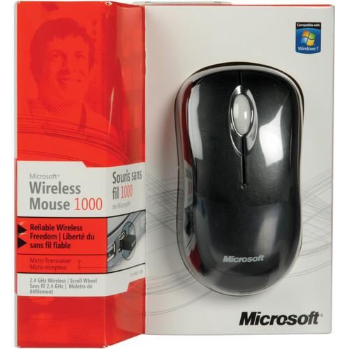 Microsoft Wireless Mouse 1000
