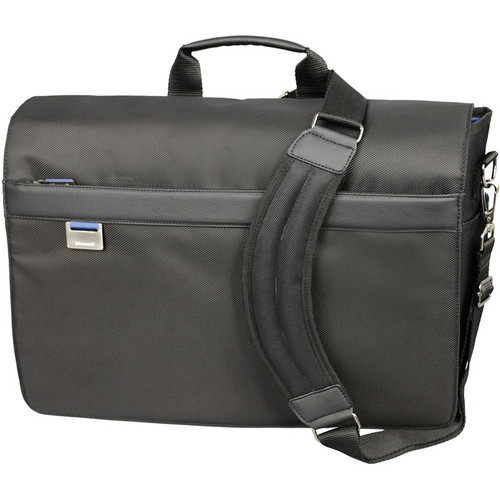 "Microsoft 39009 17"" MT Messenger Laptop Bag (Blue)"