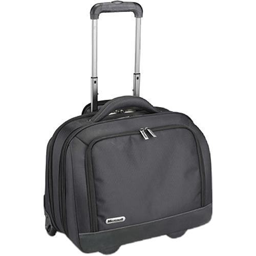 "Microsoft 15.4"" Destination Laptop Roller Bag"