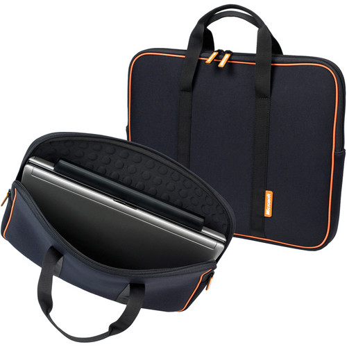 "Microsoft 39510 12"" Neoprene Laptop Sleeve (Black)"