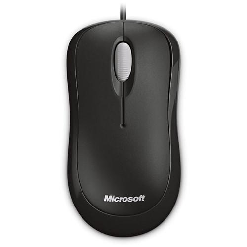 Microsoft Basic Optical Mouse for Business (Black)