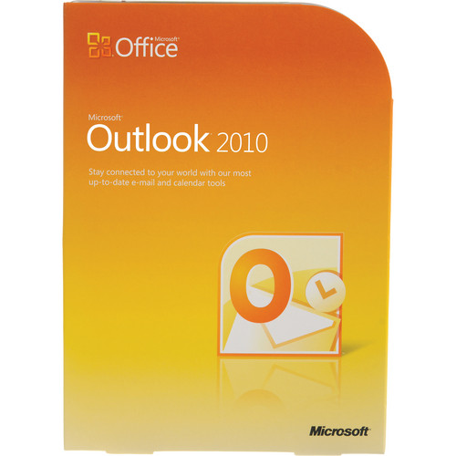 Microsoft Outlook  2010 Software