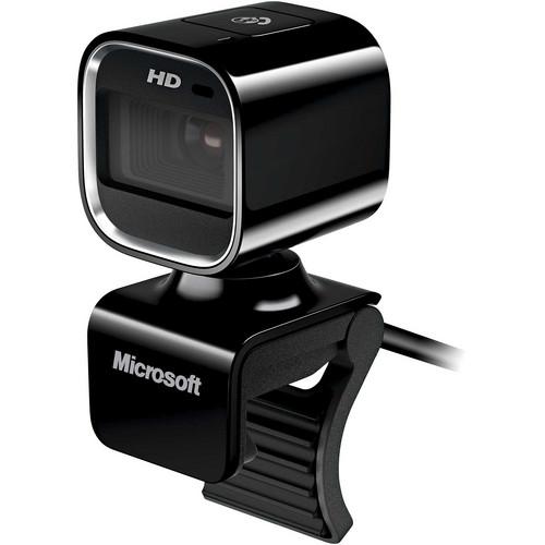 Microsoft LifeCam HD-6000 for Notebooks
