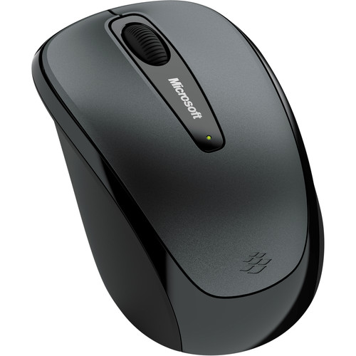 Microsoft Wireless Mobile Mouse 3500 (Black/Gray)