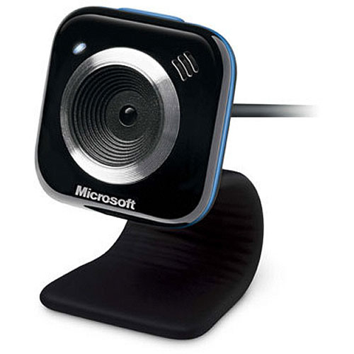 Microsoft Lifecam Vx 5000 Usb Web Camera Blue Rka 00001 B H