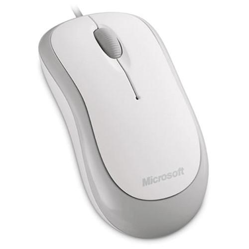 Microsoft Basic Optical Mouse (White)