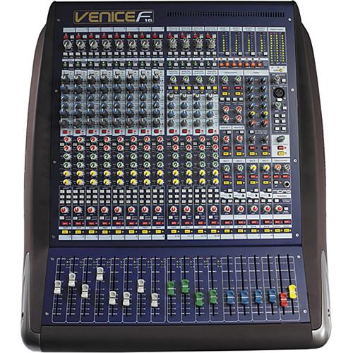 Midas VeniceF-16 16-Channel Hybrid Console Mixer