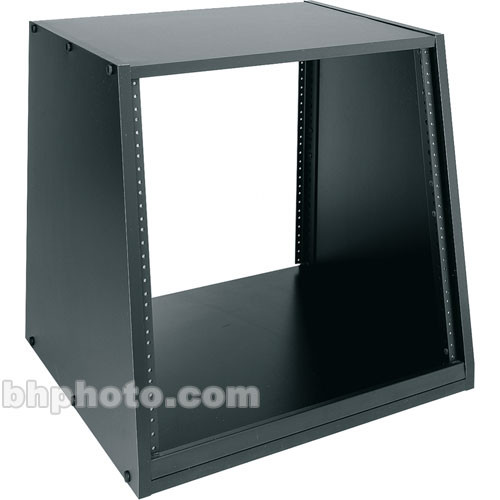 "Middle Atlantic Slim 2M Series 19"" Desktop Turret Rack 2-10M"