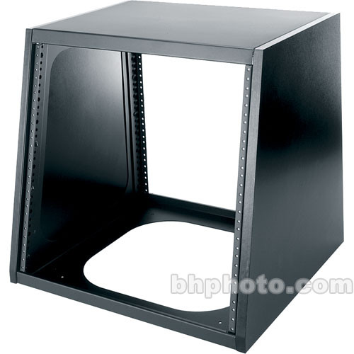 "Middle Atlantic Slim 2 Series 19"" Desktop Turret Rack 2-10"