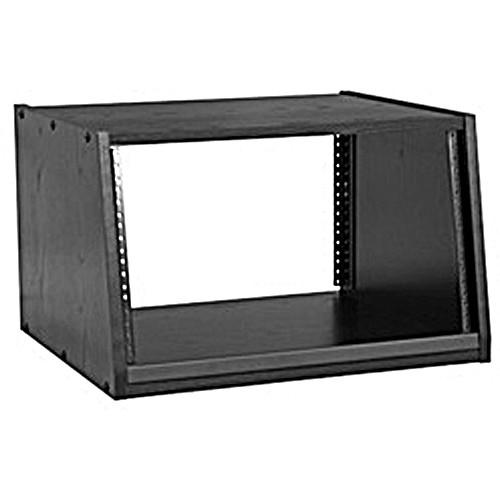 "Middle Atlantic Slim 2M Series 19"" Desktop Turret Rack 2-6M"