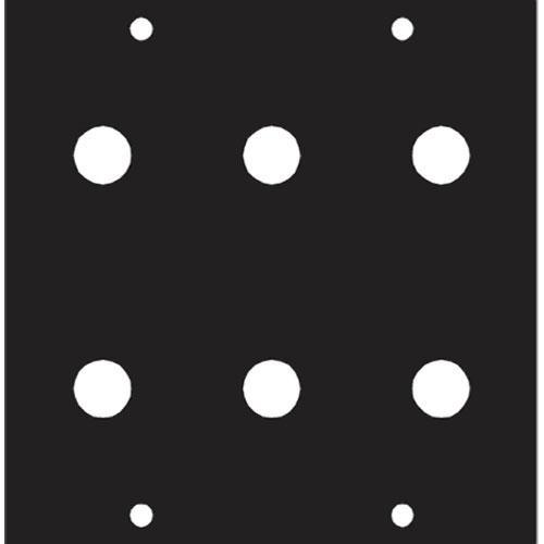 Middle Atlantic 3/8 X 6 Panel