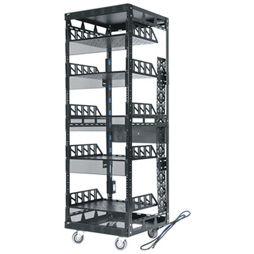 "Middle Atlantic Slim 5 19"" Equipment Rack (14 Space)"