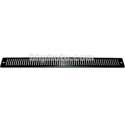 Middle Atlantic Top & Bottom Trim Panels 5-BAVTRIM (Black)
