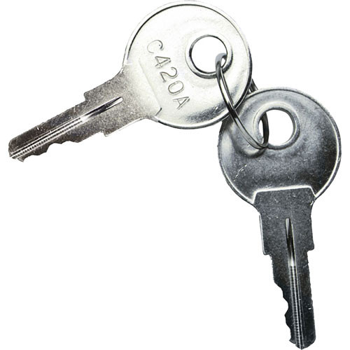 Middle Atlantic ACC-KEY Replacement Keys for UD Series Drawers