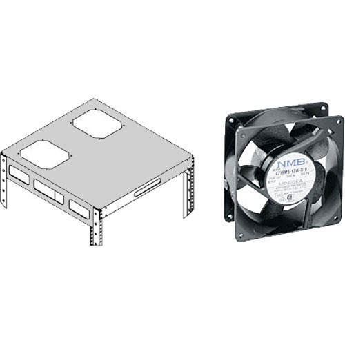 Middle Atlantic AXS-FAN-119 Rack Fan