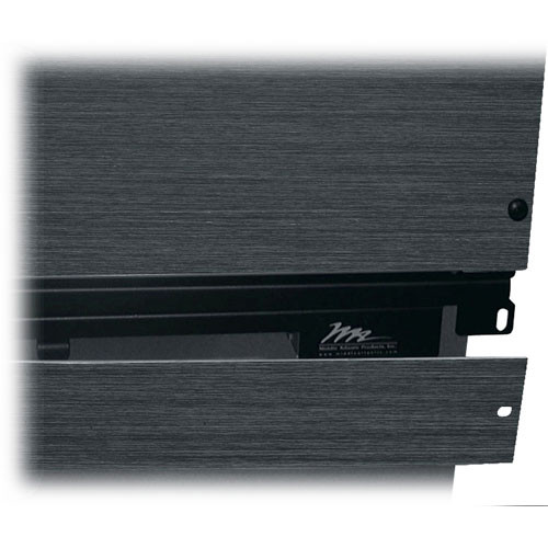 Middle Atlantic MIAXSTEXTRIM Trim Panel (Black/Textured)