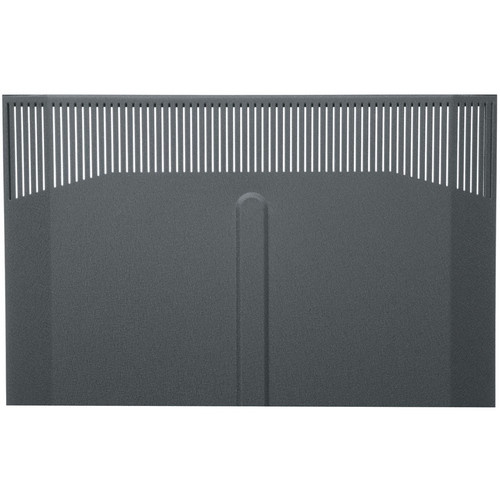 Middle Atlantic BFD-45 Solid Front Door (Black Finish)