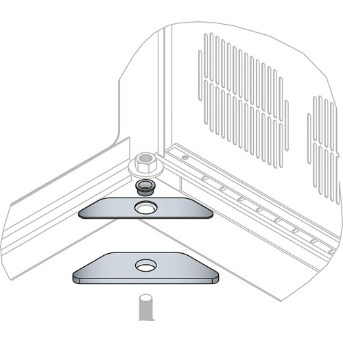 Middle Atlantic BGR-ISO Isolation Kit