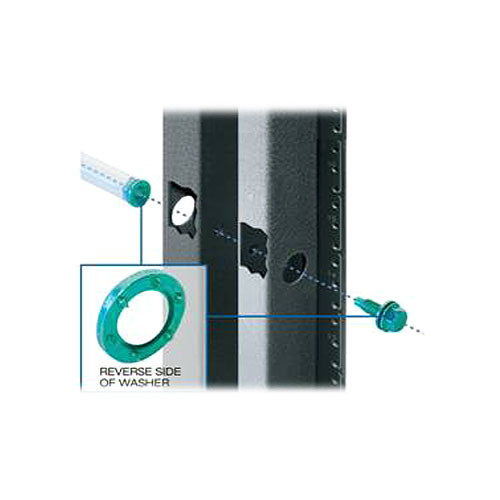 Middle Atlantic BOND-G24 Rack Bonding / Ganging Hardware (24 Sets)