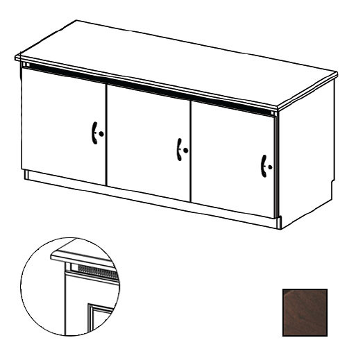 Middle Atlantic Credenza Rack Traditional Finishing Kit