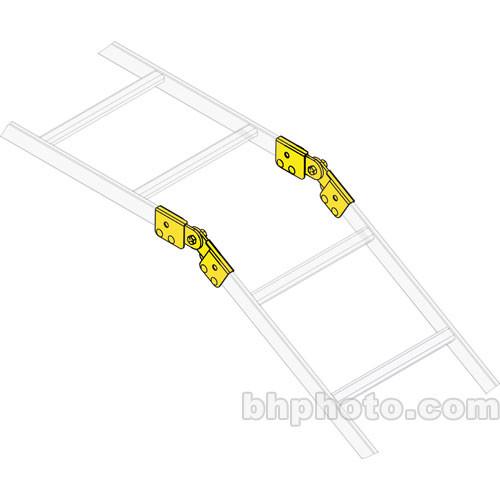 Middle Atlantic CLH-ADJT Adjustable Ladder End Splice Hardware (1-pair)