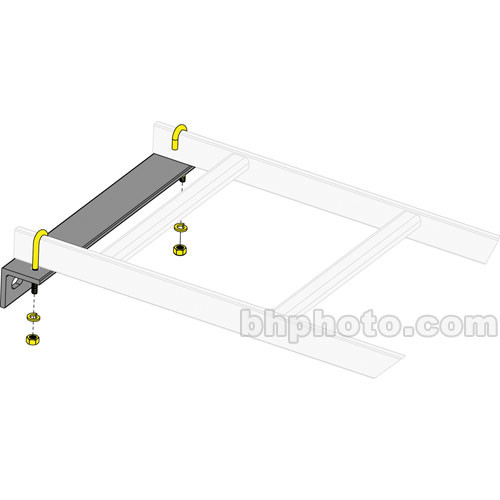Middle Atlantic CLH-WRS-6 Ladder Wall Support Hardware (6-Sets)