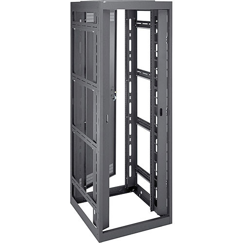 Middle Atlantic DRK19-44-36PROLRD DRK Series Cable Management Enclosure with Cage-Nut Style Rack Rails