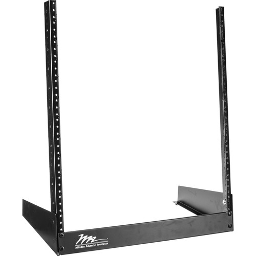 "Middle Atlantic DR-12 21"" (12 Space) Desktop Rail Rack"