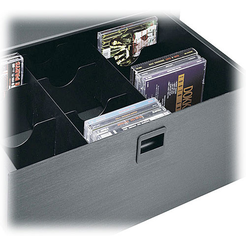 Middle Atlantic DVD Partition for D, TD, and UD Series Drawers DVDP