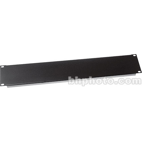 Middle Atlantic EB Series Flanged Blank Panel EB4