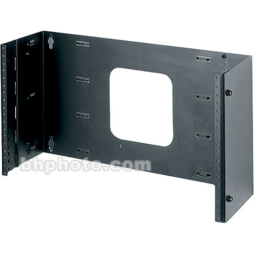 """Middle Atlantic HPM-6 6-Space 6"""" Deep Hinged Panel Mount"""