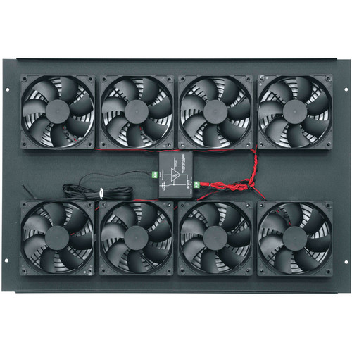 Middle Atlantic IBGR-552FT BGR Fan Top with 8 Fans