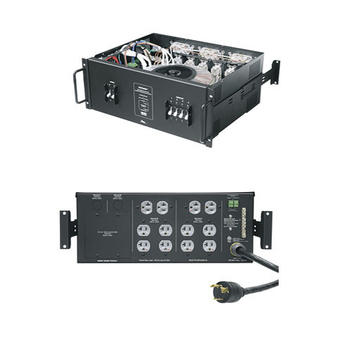 Middle Atlantic ISOCTR-5R-208-2 IsoCenter Rackmount Integrated Load Center