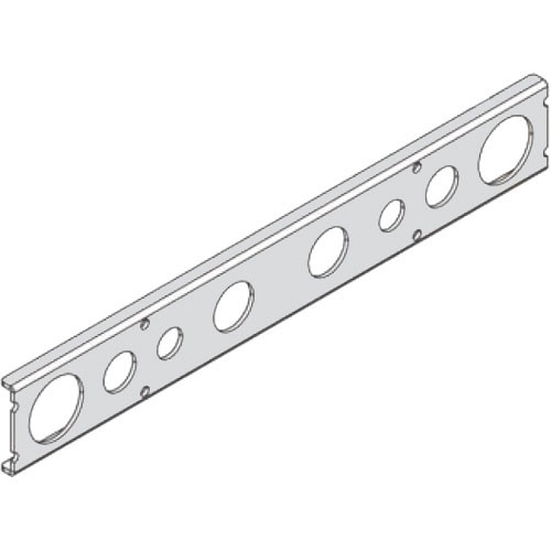 Middle Atlantic ISO-KOP Electrical Isolation Knockout Panel