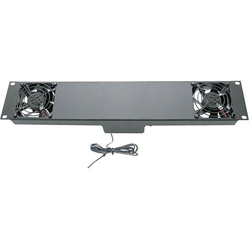 Middle Atlantic IUQFP-2 Ultra Quiet Dual Fan Panel