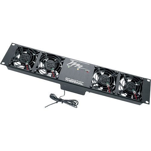 Middle Atlantic IUQFP-4 Ultra Quiet Quad Fan Panel