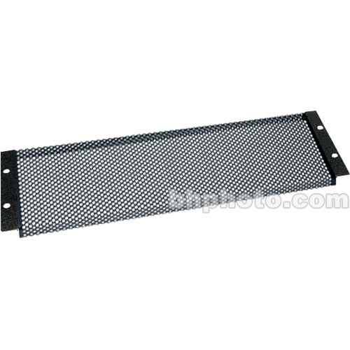 Middle Atlantic KO-VT3 Vent Panel Kit for Selectively Vented Rear Door Knockout