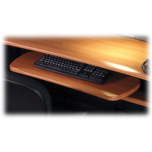 Middle Atlantic Keyboard Shelf for LD LCD Monitoring/Command Desk (Honey Maple)