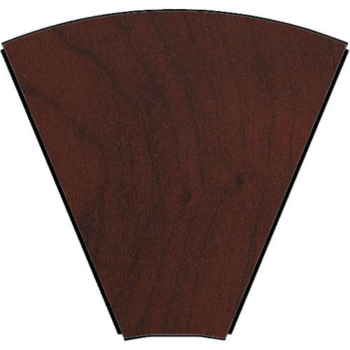 Middle Atlantic 45° Connecting Wedge for LD Series LCD Monitoring/Command Desk (Dark Cherry)