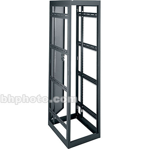 Middle Atlantic MRK2431 24SP Equipment Rack with Rear Door