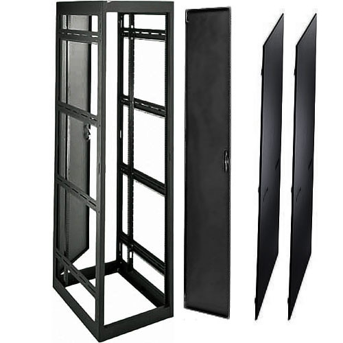 "Middle Atlantic MRK-4426-AV 19"" Configured Audio-Video Enclosure with Side Panels"