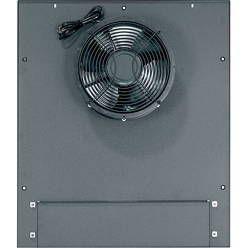 "Middle Atlantic MW-10FT-550CFM 550 CFM Integrated Fan Top with (1) 10"" Fan"