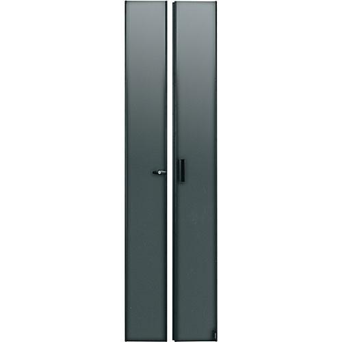 Middle Atlantic MW-CRD-24 Solid Split Rear Door for 24 Rack Space WMRK Console