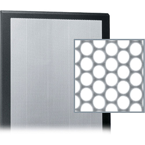 Middle Atlantic MW-LVRD-44 Universal Large Perforated Vented Rear Door