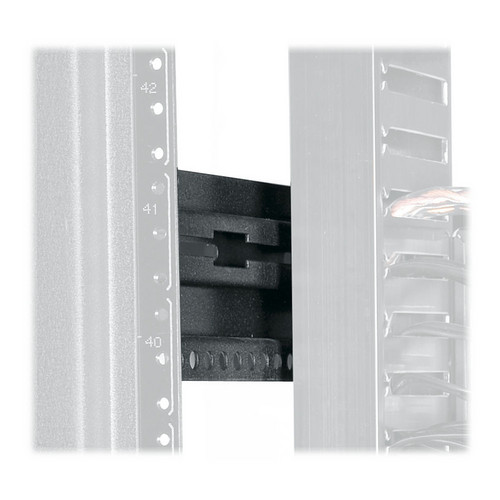 Middle Atlantic 90-D Brackets to Mount Plastic Cable Ducts (12 Pack)