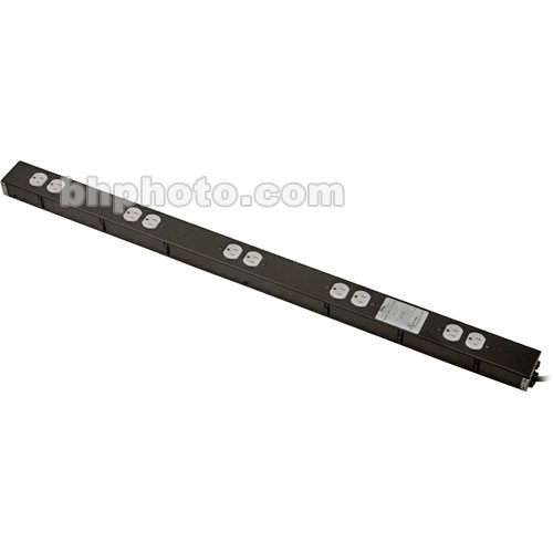 Middle Atlantic 15Amp 10 Outlet Power Strip