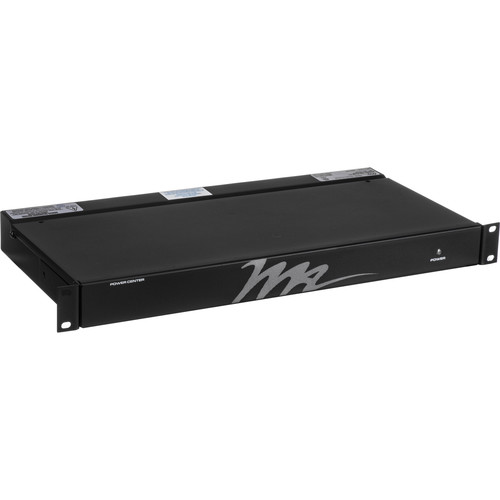 Middle Atlantic PD-815R-PL 15A 8-Outlet Rackmount Power Strip (Black Powder)