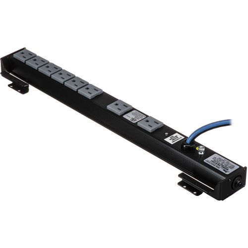 Middle Atlantic PD-815SC-PBSH High-Density Slim Power Strip
